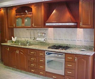 Cocinas empotradas visi n dise o y fabricacion de for Modelos de ceramica para cocina