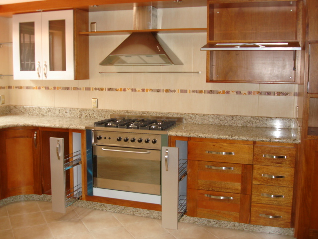 Cocinas empotradas visi n fotos de cocinas ba os - Modelos de azulejos para cocina ...